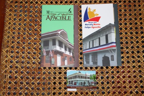 Taal, Filipinas: brochure