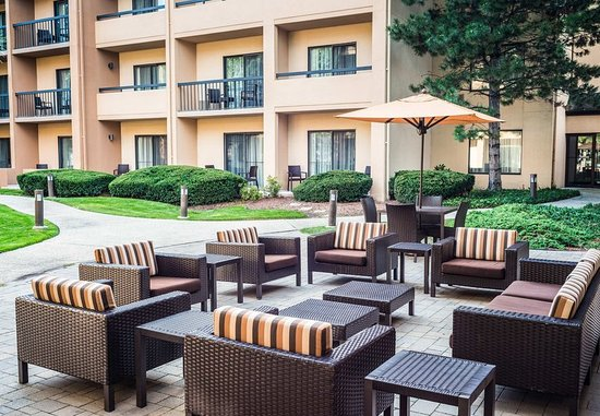 Wood Dale, إلينوي: Outdoor Patio