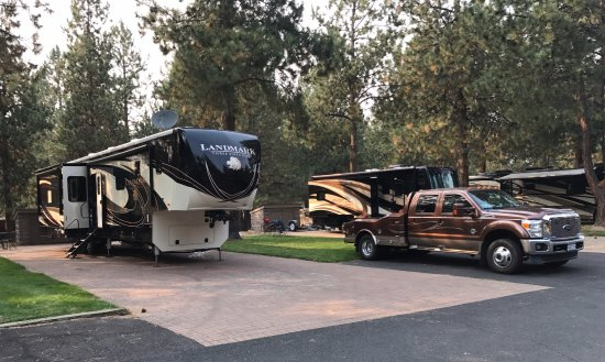 Crown Villa RV Resort: RV Site 479