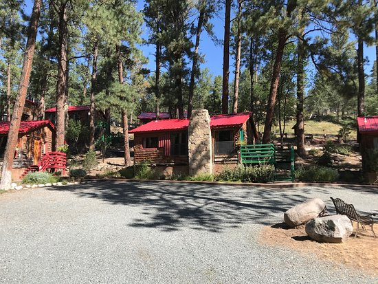 Marvelous Sierra Blanca Cabins: Photo0