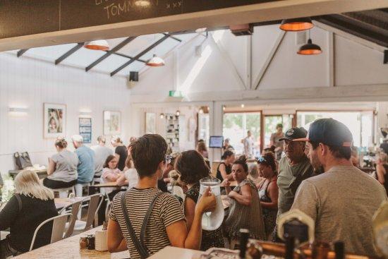 McCrae, Australia: Cafe