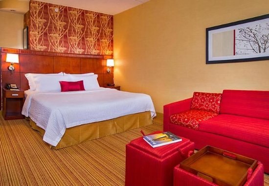 Annapolis Junction, Μέριλαντ: King Guest Room