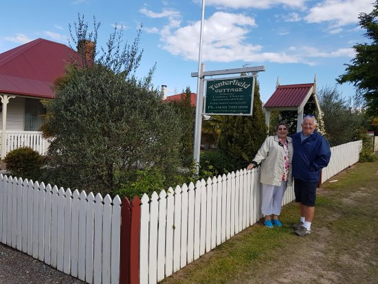 Tenterfield, ออสเตรเลีย: Happy Guests