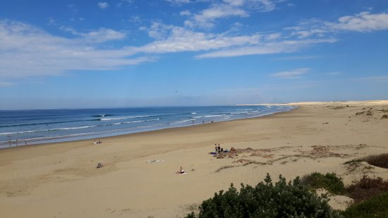 Port Stephens, Australia: Anna bay dune