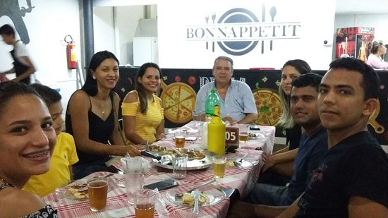 Sao Felix Do Xingu: Bonna massa pizzaria