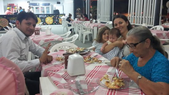 Sao Felix Do Xingu, PA: Bonna massa pizzaria