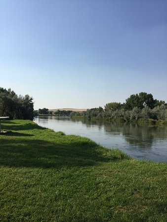 The North Platte River