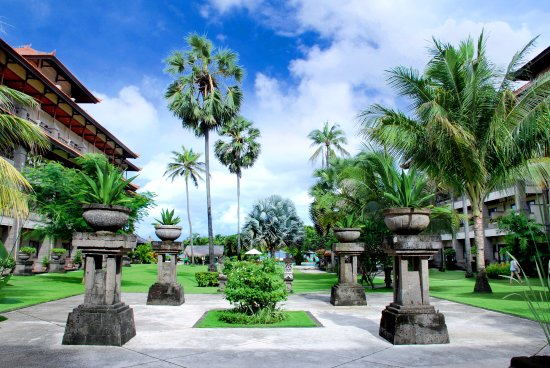 Peninsula Beach Resort Tanjung Benoa Image