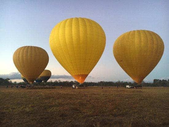 Cairns Ballooning