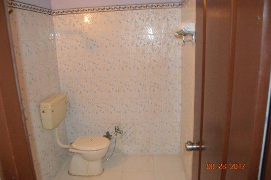 Hotel Gulab Garh (Pure Veg): Bathroom