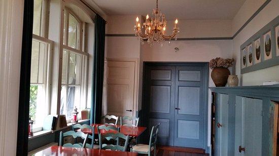 Eetlokaal het Schoolhuis in Holysloot