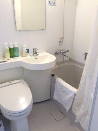 Keikyu EX Inn Kamata: バスルーム