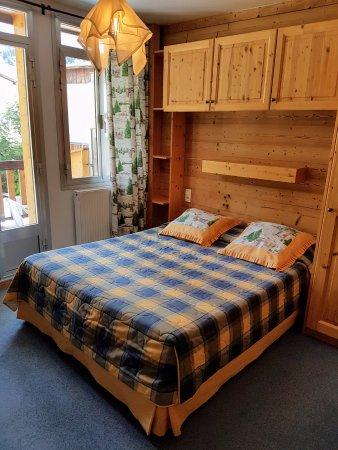 Pralognan-la-Vanoise, Frankrike: la confortable petite suite n°8