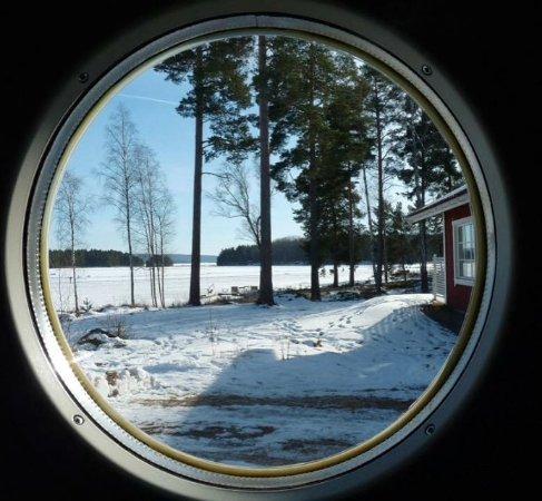 Framby Udde Resort: vakna upp, precis vid sjön