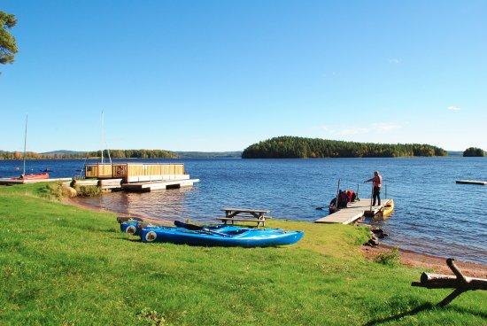 Framby Udde Resort: aktiviteter året runt