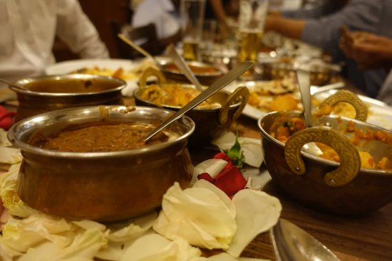 Aromas of India: Delicious curry