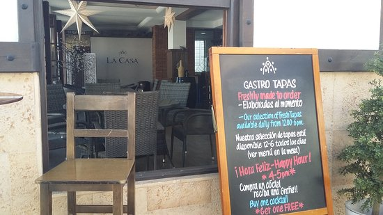 La Casa Bar and Restaurant: 20170912_165035_large.jpg