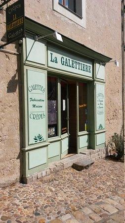 Chateau-Gontier, Frankrike: La Galettiere