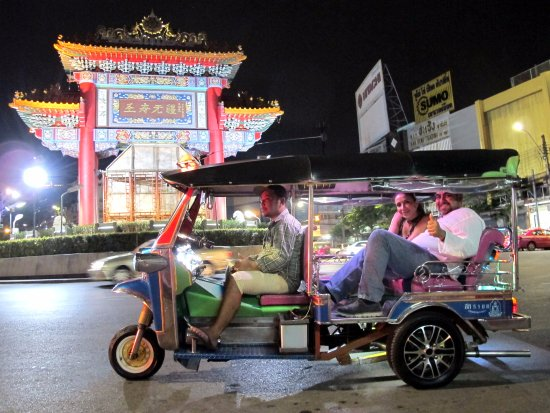 Bangkok Tuk Tuk Tours by Feel Good