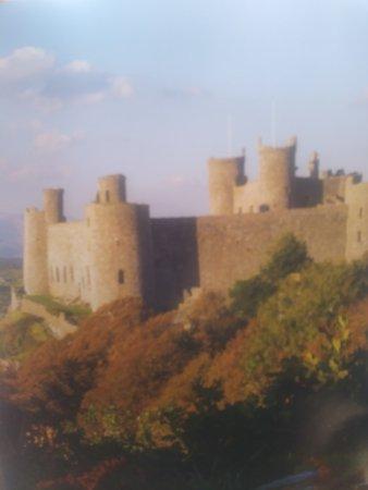 Llanaber, UK: Harlech Castle