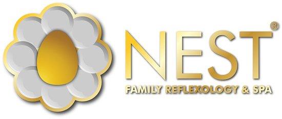 NEST Family Reflexology & Spa Cikarang: Our Corporate Logo