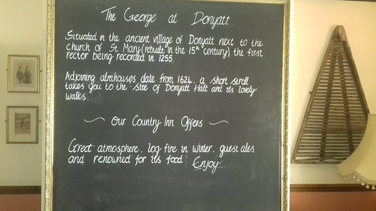 The George at Donyatt