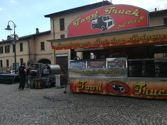 Consiglio S Food Truck