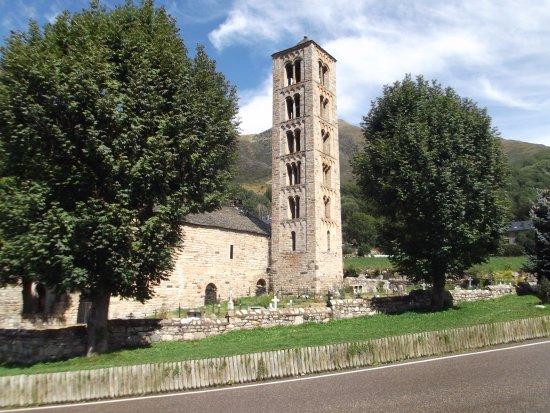 El Caliu: Ramánico Vall de Boí - Lleida-