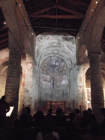 El Caliu: Pantocrator Sant Climent (Tahull) Lleida