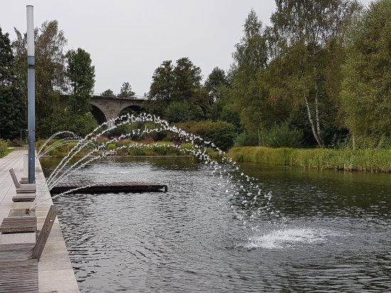 Marktredwitz, เยอรมนี: Auenpark