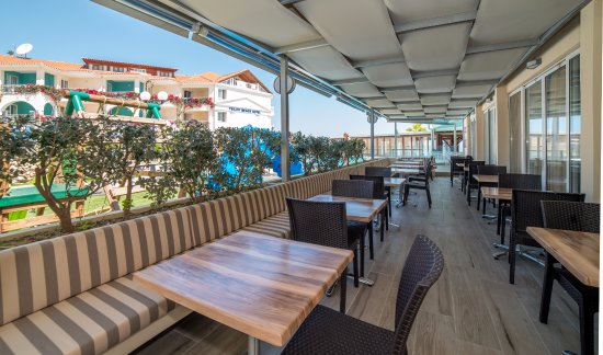 Tsilivi Beach Hotel Resmi