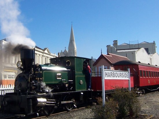 Oamaru Steam and Rail