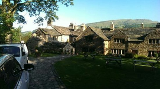 Chinley, UK: The Old Hall Inn