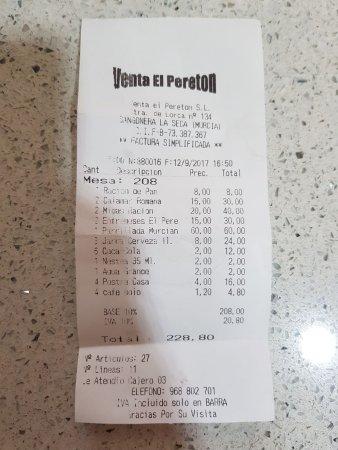 Sangonera La Seca, Espagne : Clavazo en toda regla