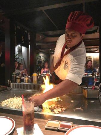 Tanaka Japanese Restaurant Honolulu