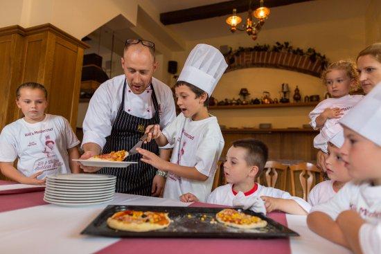 Demanovska Dolina, Eslovaquia: Detská škola varenia