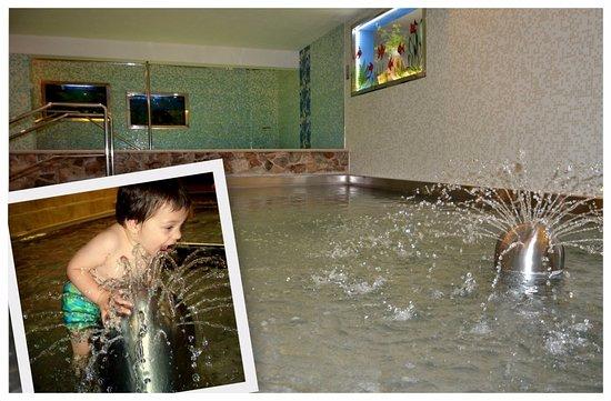 Demanovska Dolina, Eslovaquia: Wellness centrum - detská zóna - bazén pre najmenšie deti