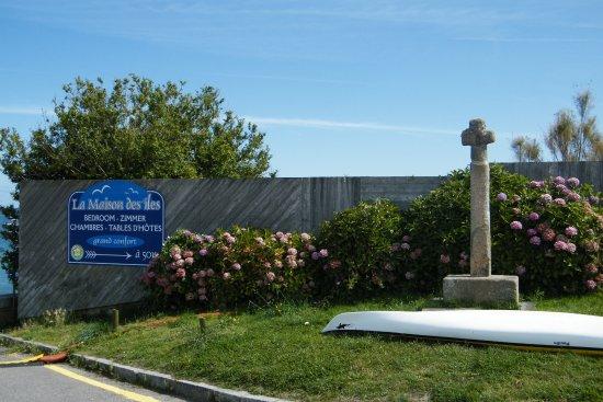 Ploubazlanec, Γαλλία: la signalisation