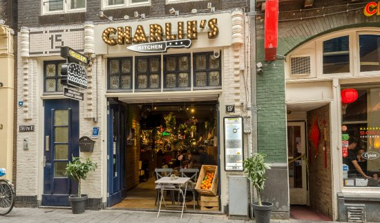 Charlie's Kitchen, Amsterdam - Centrum