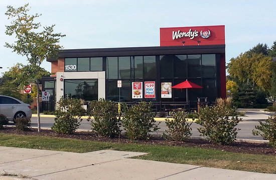 Very Good Choice For Lunch Review Of Wendy S Schaumburg