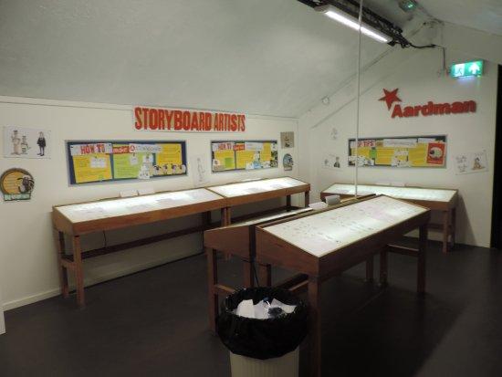 Sennen, UK: Aardman Animation Studio-Shaun The Sheep Experience