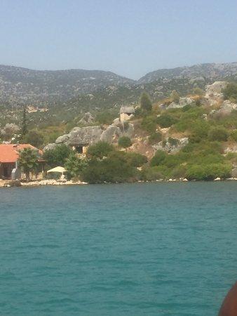 photo6.jpg - dennis boat kaş günlük veya özel tur teknesi ...