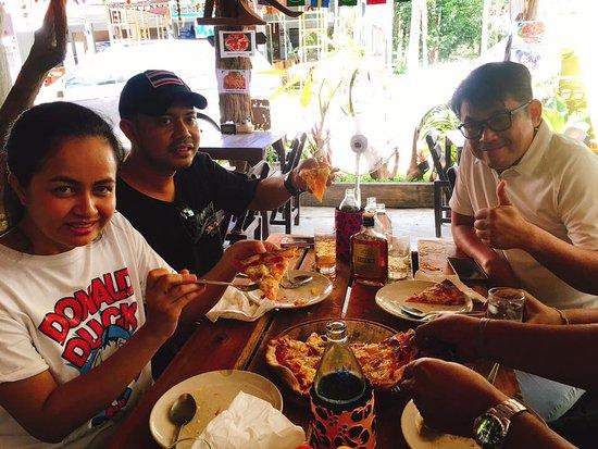 Khlong Sok, Thailand: Chao Italian restaurant pizzeria