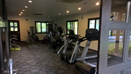 Cyberview Resort & Spa: Hotel well equiped gym photos
