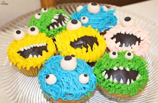 Pastelaria Penta: Cupcakes