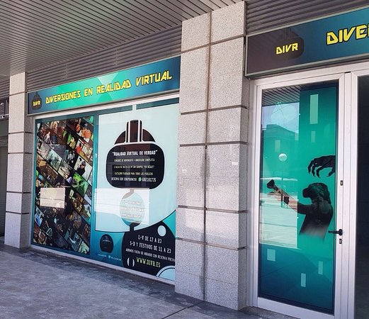 DIVR Diversiones en Realidad Virtual