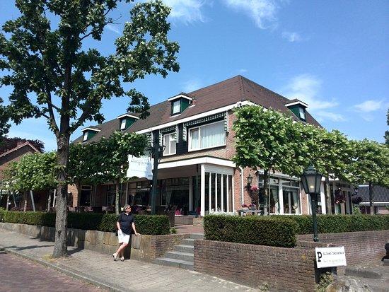 Ootmarsum, Pays-Bas : Het hotel