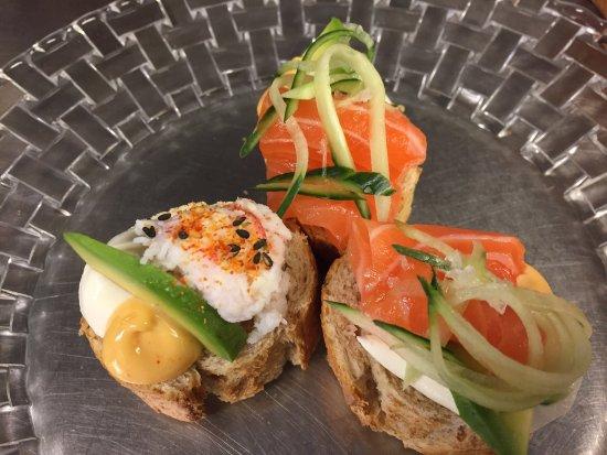 Χάμερφεστ, Νορβηγία: Niri Sushi & Dinner