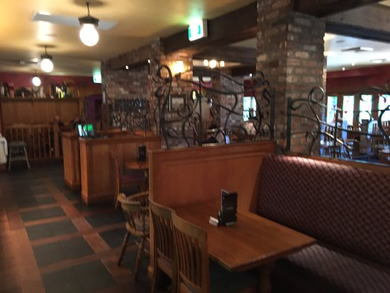 Harrigan's Irish Pub : Seating Area