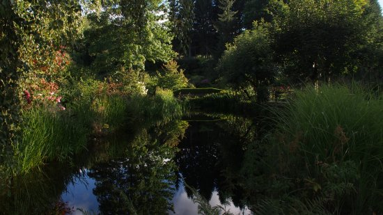 Granges-Sur-Vologne, فرنسا: Quand la lumière joue avec les lieux